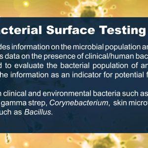 Coronavirus testing and analysis